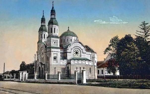 Biserica de grăsime bine-obișnuit