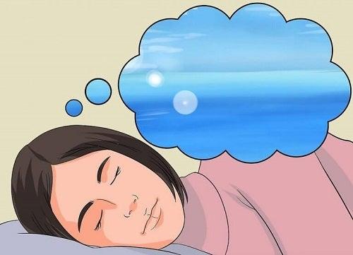 cum pierd în greutate în timpul somnului